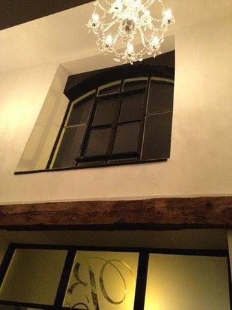 Becket's Restaurant & Grill:                   classie :))) yet heart warming