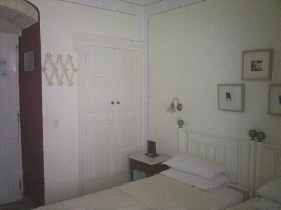 Aeginitiko Archontiko:                   Double room (entrance side)