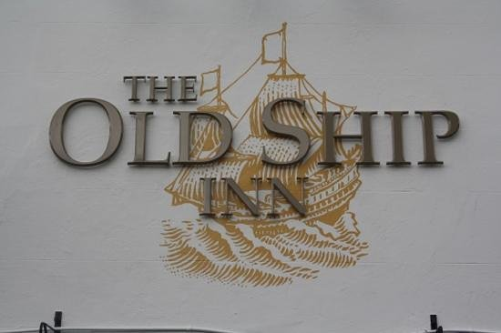 Upwey, UK:                                     the old ship inn