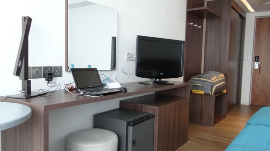 Sun Hall Hotel: Room #613