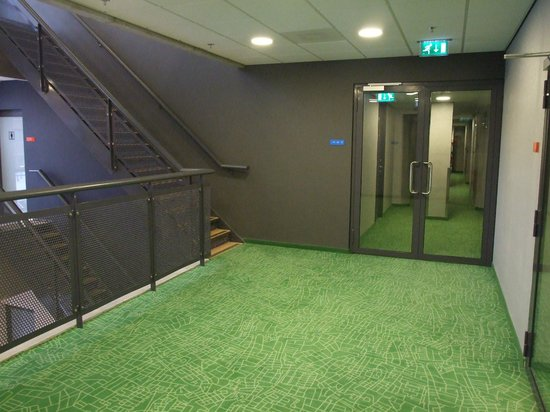Park Inn by Radisson Amsterdam Airport Schiphol:                   1 verdieping