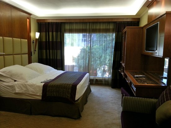 Le Meridien Dubai Hotel & Conference Centre:                   Royal Club Room
