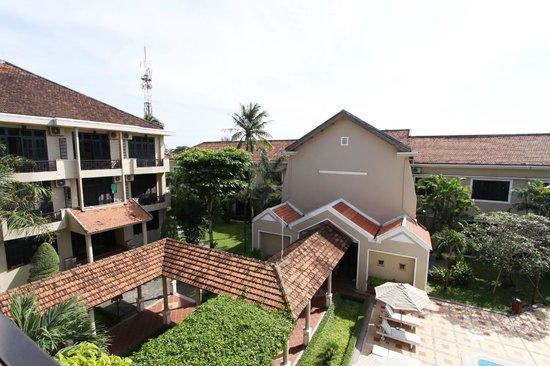 Hoi An Historic Hotel: Aussicht aus Zimmer 353