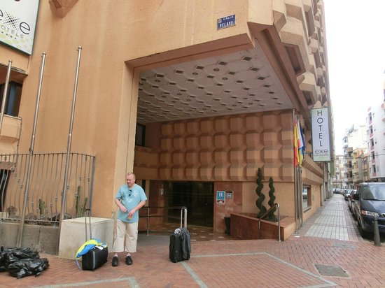 Hotel Exe Las Canteras:                   Lobbyn