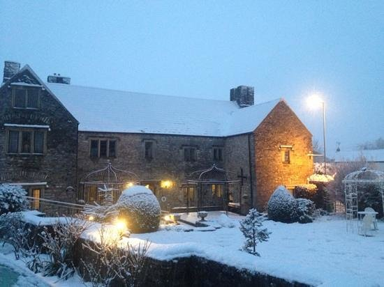 The Great House Hotel:                   Friday the 18th of January 2013