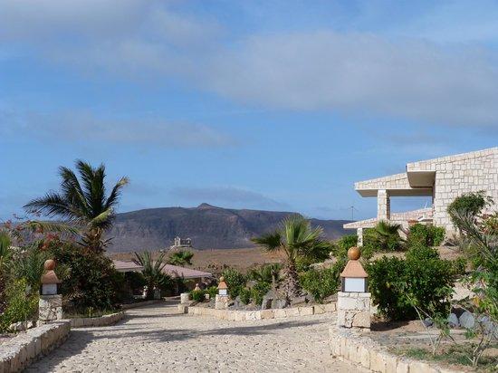 Marine Club Beach Resort: La struttura