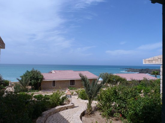Marine Club Beach Resort: La vista dalla nostra camera