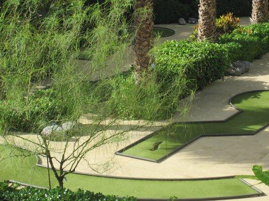 Suite Hotel Eden Mar:                   crazy golf