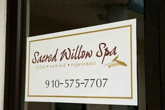 Welcome to Sacred Willow Spa