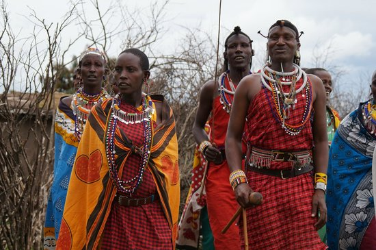 Royal Mara Safari Lodge: Cultural Visit