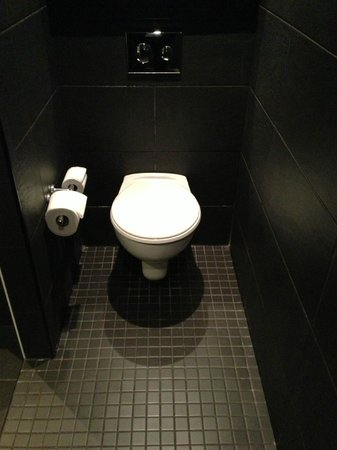 Wet Room Shower Next To Toilet Picture Of Malmaison