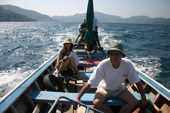 Patong Tower Holiday Rentals :                   louer un bateau est bon marché.