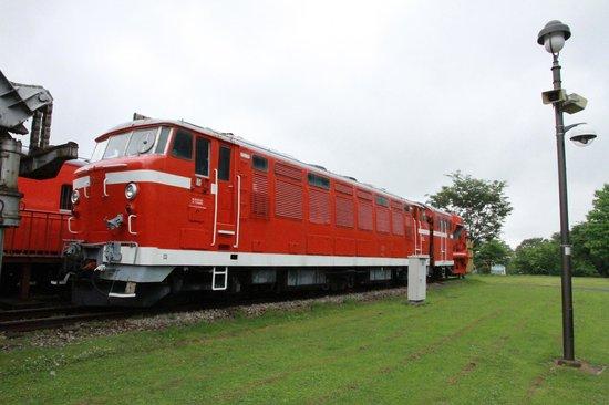 Usui Toge Railroad Cultural Village:                   DD531
