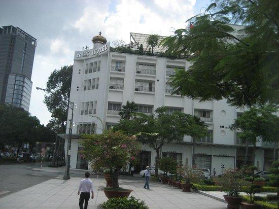 Rex Hotel: hotel rex