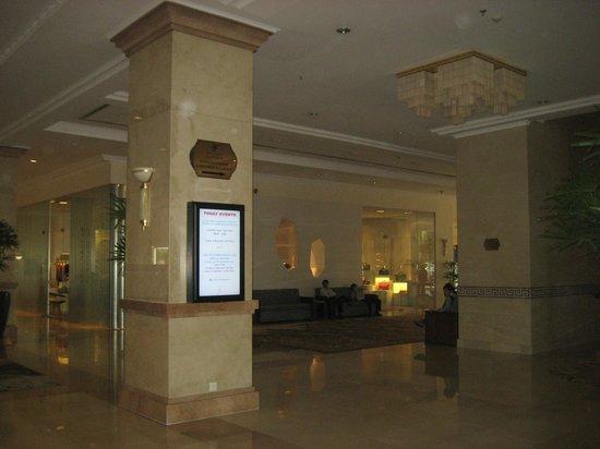 Rex Hotel: la hall