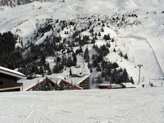Pierre & Vacances Premium Residence Les Crets:                   vue de l'appartement