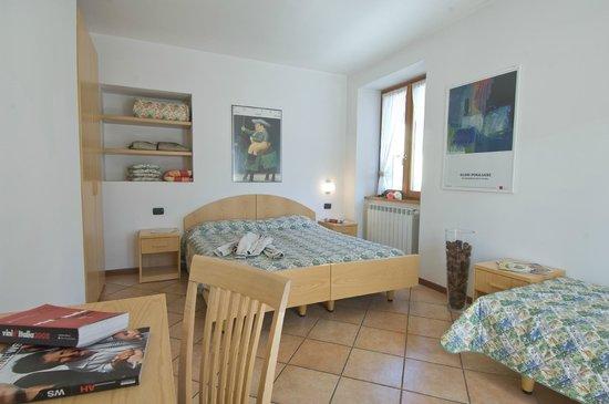 Residence Stella Alpina: Appartamento bilocale 5 posti letto