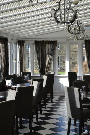 Cavendish Hotel: The Garden Restaurant