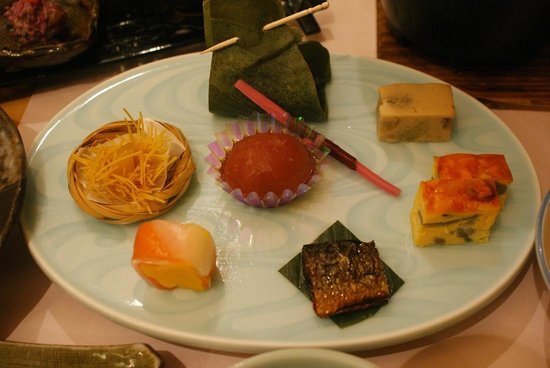 Zao Shiki no Hotel:                   夕食。