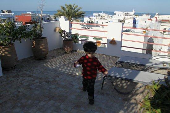 Dar Mimouna : Terrasse