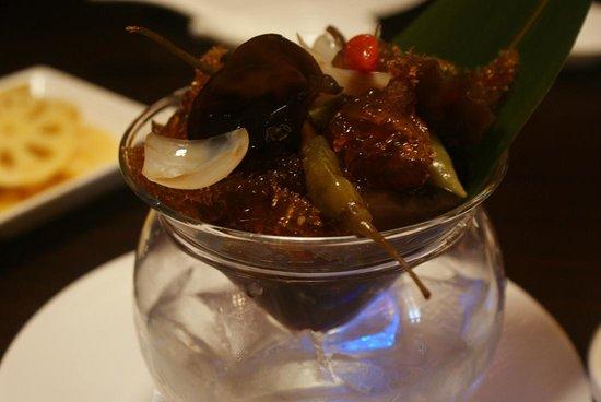 The Okura Prestige Taipei:                   桃花林。
