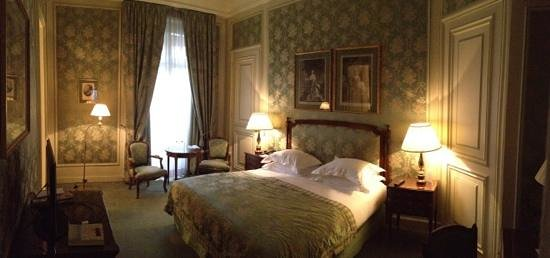 Hotel San Regis:                   a wonderful room.....