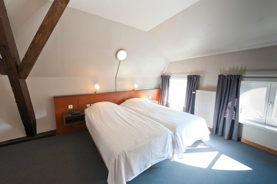 Canalview Hotel Ter Reien : comfortkamer