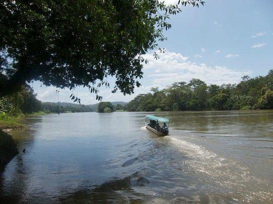 Pedacito de Cielo: Flusstour.