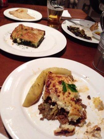 ShangHai Greece Restaurant (Hong Mei Road): I forgot the name...
