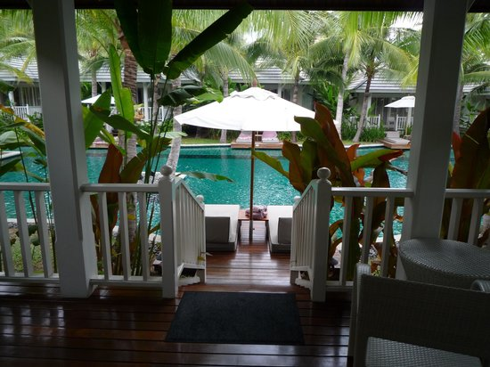 Rest Detail Hotel Hua Hin:                   Bungalow sur piscine