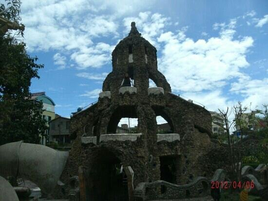 Huancayo, Perú: Palacio de piedra