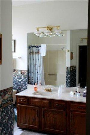 Terra Nova House B&B: North Atlantic Bathroom