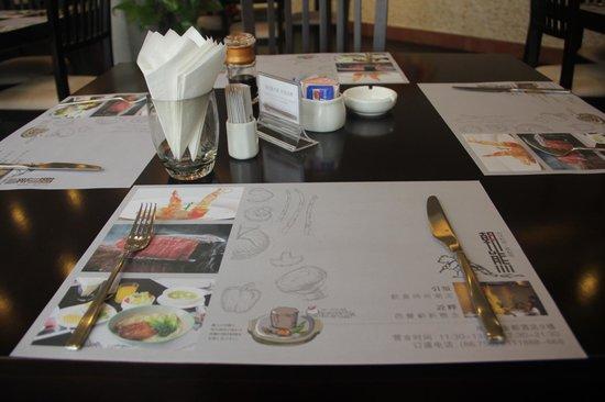 Kingdo Hotel: breakfast place at 9/F