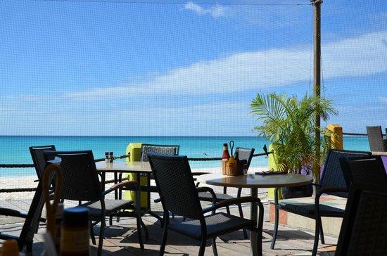 Tamarijn Aruba All Inclusive:                   ristorante/buffet