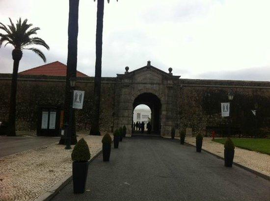 Pestana Cidadela Cascais: La Pousada dentro il fortino sul mare