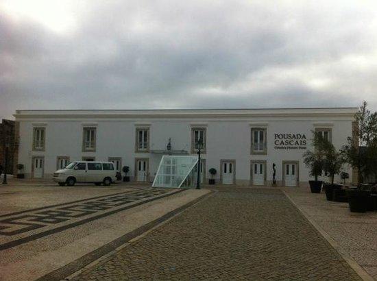 Pestana Cidadela Cascais: L'esterno della  Pousada
