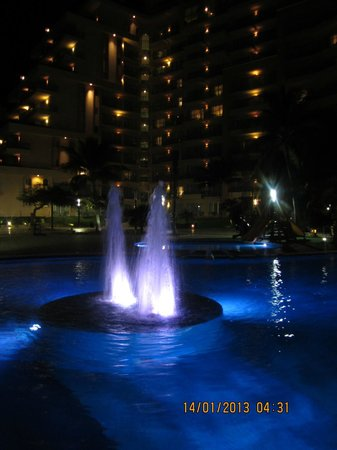 Grand Fiesta Americana Coral Beach Cancun: Poolbereich