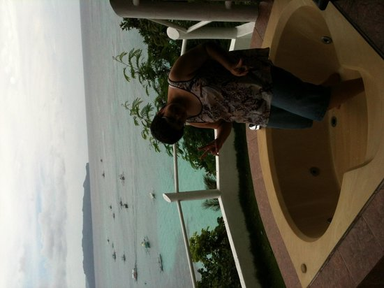 Nami Resort: Jacuzzi