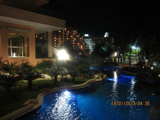 Grand Fiesta Americana Coral Beach Cancun : Poolbereich