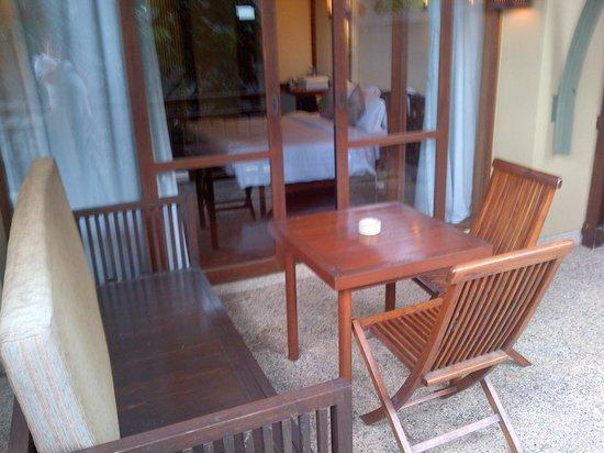 Hotel Novotel Bogor Golf Resort and Convention Center: Superior room with terrace