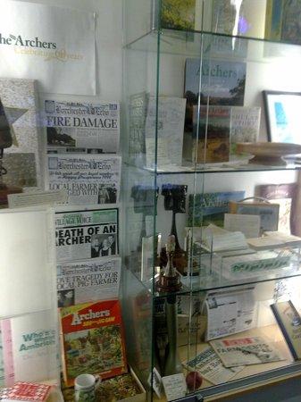 BBC Birmingham Tours: BBC Birmingham - Exhibits