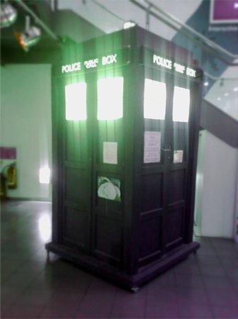 BBC Birmingham Tours: BBC Birmingham - Tardis