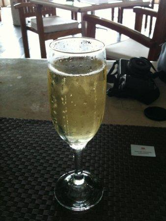 Nami Resort: Cava for brunch