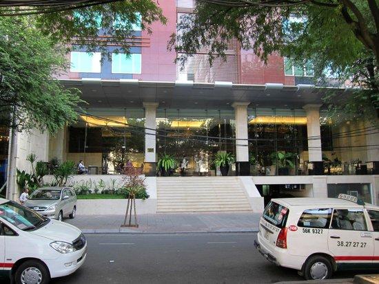 Paragon Saigon Hotel: ...