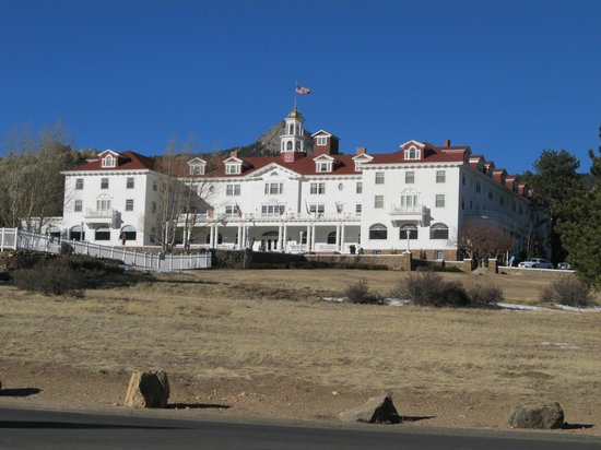 Stanley Hotel Tour The Estes Park Colorado