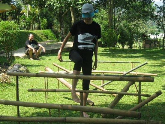 Pancawati, Indonesien:                   monstrep