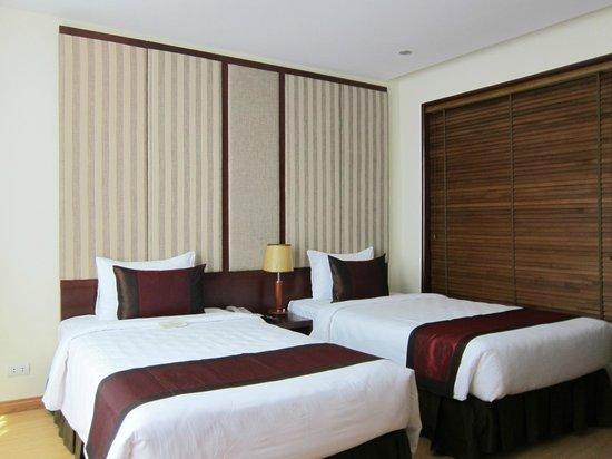 Paragon Saigon Hotel: Zimmer 5018