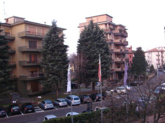 Comtur Hotel :                   View from the window (2)