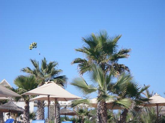 Djerba Mare: sport sulla spiaggia
