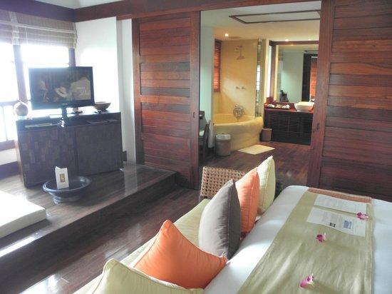 Belmond Napasai : Notre chambre
